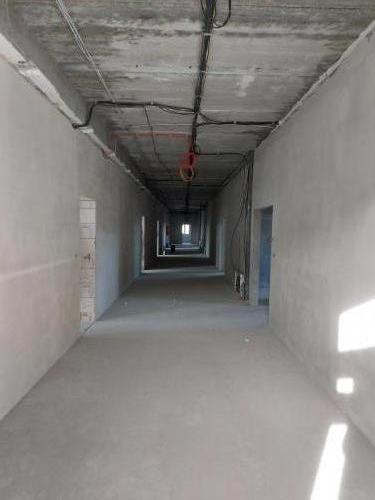 Chodba na druhom nadzemnom poschodí.