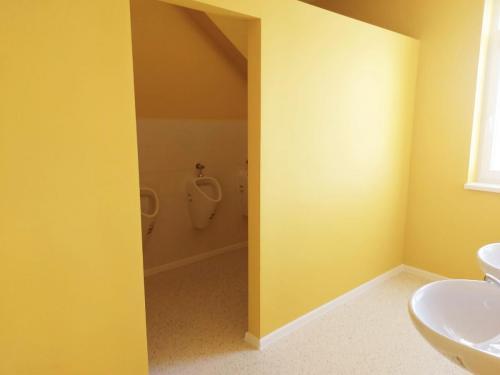 Chlapčenské toalety